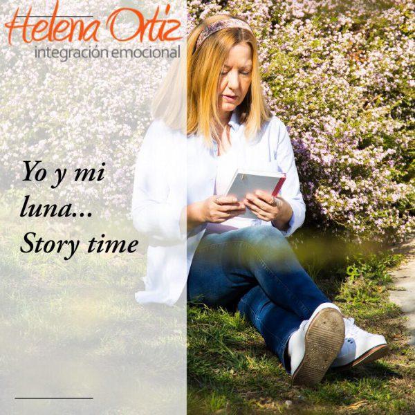 STORY TIME, YO Y MI LUNA